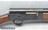 Nice Browning A-5 Light 12 Shotgun
