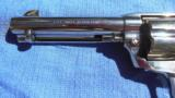Colt Single Action Army - 38-40 Winchester - Nickel - 2 of 7