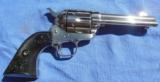 Colt Single Action Army - 38-40 Winchester - Nickel - 3 of 7
