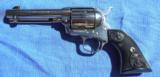 Colt Single Action Army - 38-40 Winchester - Nickel - 1 of 7