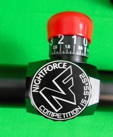Nightforce Competition 15-55x52 - Like new C512 - 6 of 7