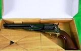 1860 Army Revolver - Uberti - New In Box - 1 of 9