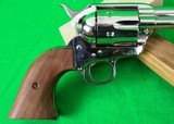 Colt Single Action Army 3rd Generation Nickel Buntline Special 45 Long Colt LC New in Box - 9 of 12