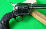 Colt Single Action Army Buntline Special 3rd Generation 45 Long Colt - Blued - Like new - 7 of 11