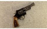 Smith & Wesson ~ Post-War Pre-model 27