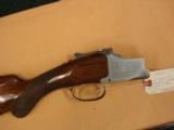 Browning Pigeon Grade, 2-barrel set. - 1 of 12