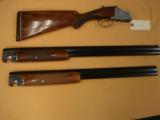 Browning Pigeon Grade, 2-barrel set. - 2 of 12
