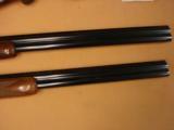 Browning Pigeon Grade, 2-barrel set. - 5 of 12