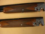 Browning Pigeon Grade, 2-barrel set. - 9 of 12