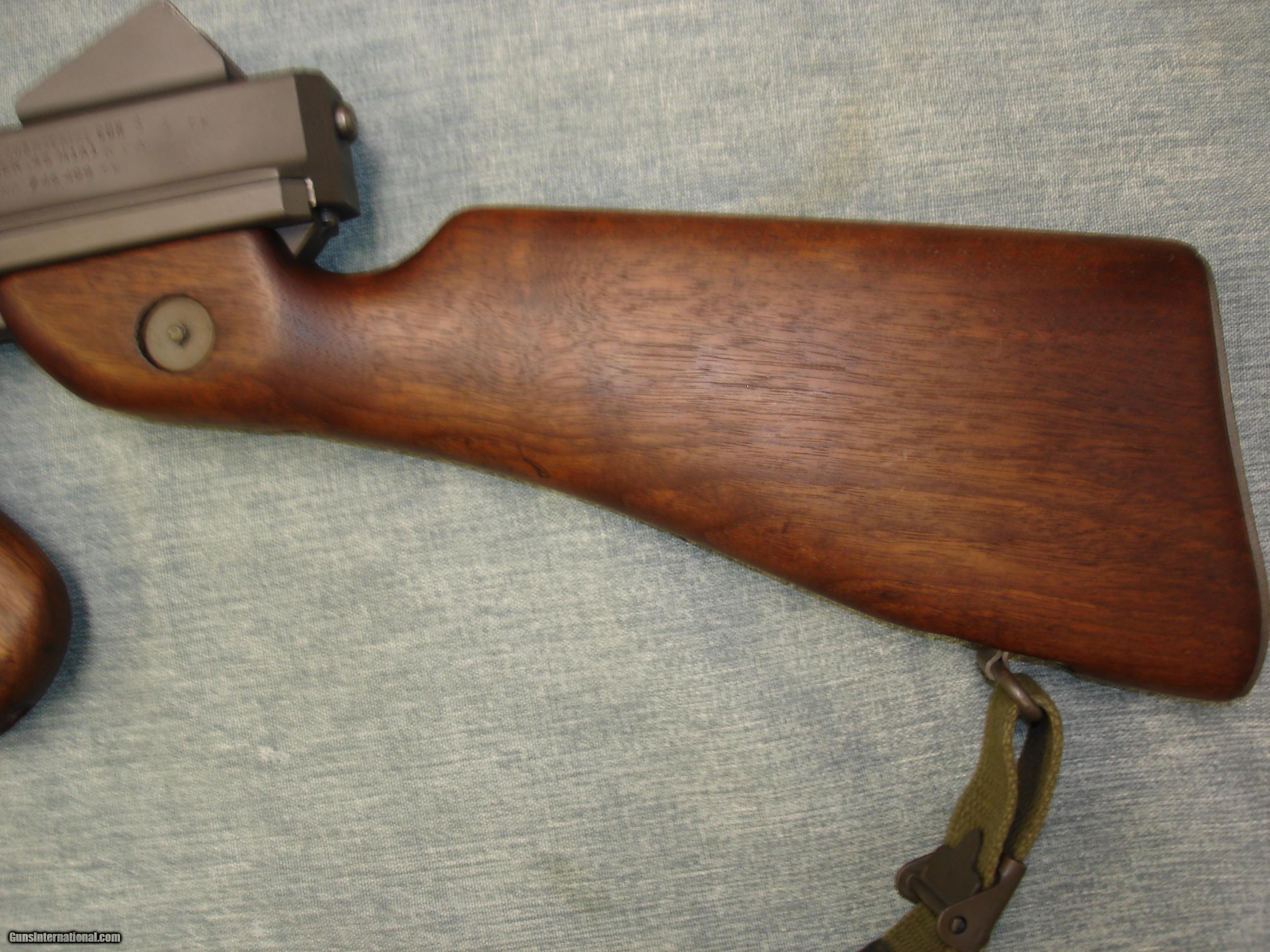 Savage Thompson M1A1, WWII C&R