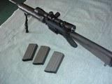 Knight's Armament Stoner SR-25 Match Rifle