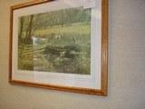 Robert Abbott artist print 4/25 - 2 of 3