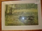 Robert Abbott artist print 4/25