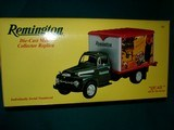 Remington Die-cast Commemorative toy trucks
