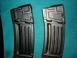 Heckler & Koch HK 93 mags. Group of 5, .223 caliber - 3 of 6