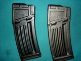 Heckler & Koch HK 93 mags. Group of 5, .223 caliber - 4 of 6