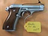 Beretta Model 84, 380ACP