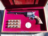 "One of 5000 1964 Colonel Sam Colt SAA Sesquicentennial (1814-1964) 7.5"" Revolver in .45 Colt"