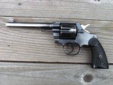 """1920's Colorado Rangers Confirmed 1921 Colt Army Special in 38 cal - Factory Engraved """"C. R. No. 525"""" + Colt Letter + Book"""