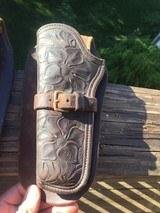 H. H. Heiser Holsters Colt SAA - 3 of 4