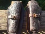 H. H. Heiser Holsters Colt SAA - 1 of 4