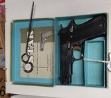 STAR BM 9mm Pistol..Fair to good condition..shoots great!