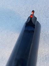 "Remington 1100 Slug barrel..Rifle Sights..24"" smoothbore - 10 of 10"
