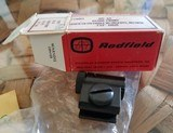 Redfield Model 63/64 Globe Front Sight w/8 inserts...NEW OLD STOCK!!! - 7 of 11