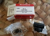 Redfield Model 63/64 Globe Front Sight w/8 inserts...NEW OLD STOCK!!! - 3 of 11