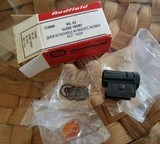Redfield Model 63/64 Globe Front Sight w/8 inserts...NEW OLD STOCK!!! - 1 of 11