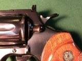 "Colt Python, .357 Magnum, 1972, 4"" Barrel, All Original - 7 of 10"
