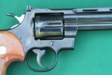 "Colt Python, .357 Magnum, 1972, 4"" Barrel, All Original - 5 of 10"
