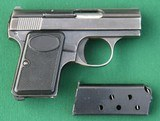 Precision Small Parts, PSP-25 (Baby Browning) Semi-Automatic, Pistol, Made in Charlottesville, Virginia