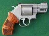 Smith & Wesson Model 629-6, Performance Center, Stainless Steel, 44 Magnum Revolver