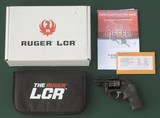 Ruger LCR 22, Lightweight Compact Revolver, .22LR - 1 of 10