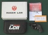 Ruger LCR 22, Lightweight Compact Revolver, .22LR