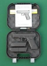 Glock 22, .40 Caliber Pistol