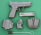 Springfield Armory XD40, .40 Caliber Semi-Automatic Pistol