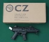 CZ-USA Scorpion EVO 3 S1 9mm Semi-Automatic Pistol