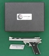Auto Mag AMP, Model 180, .44 AMP, Semi-Automatic Pistol