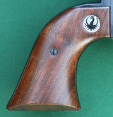 Ruger Hawkeye, .256 WinMag, Single-Shot Pistol, with M8-2X Leupold ScopeYOM: 1963ONLY 3,075 MADE - 3 of 15