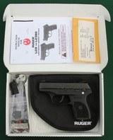 Ruger LC380, .380 Auto, Semi-Automatic Pistol