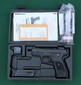 Ruger SR9c, Model 3314, 9mm, Semi-Automatic Pistol