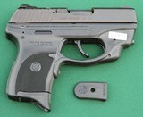 Ruger LC9-CT, 9mm Semi-Automatic Pistol with Crimson Trace Laser Sight - 2 of 3
