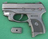 Ruger LC9-CT, 9mm Semi-Automatic Pistol with Crimson Trace Laser Sight - 3 of 3