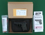 smith & wesson body guard 380, .380 auto semi automatic pistol