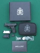 Springfield Armory Hellcat Micro-Compact OSP (Optical Sight Pistol), 9mm, Semi-Automatic Pistol – RED DOT SIGHT READY