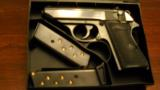 Walther PPK/S .380 Mint in Box - 1 of 5
