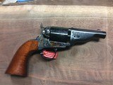 Taylor-Uberti 1860 Hickok Conversion 38 Special, 3.5 inch barrel, New In Factory Box with Case, Just Released