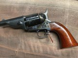 Taylor-Uberti 1860 Hickok Conversion 45 Colt, 3.5 inch barrel, New In Factory Box with Case, Just Released - 3 of 5
